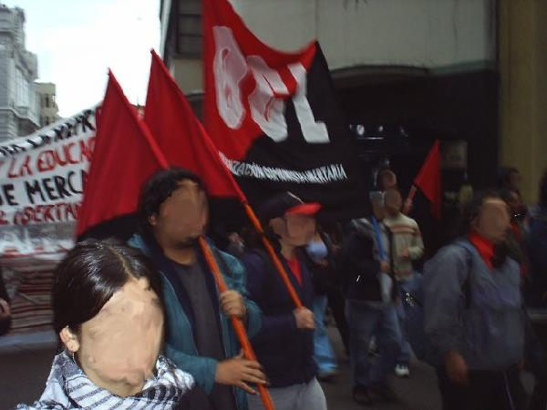Fotos marcha anti ap...