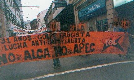 NO AL ALCA...