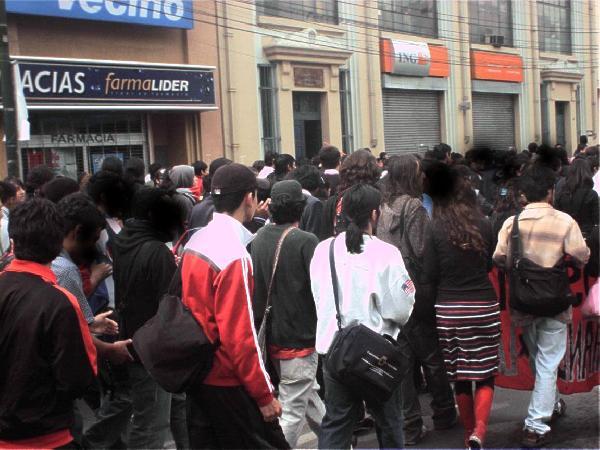 Más fotos Protesta P...