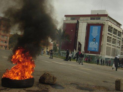 Violencia politica y...
