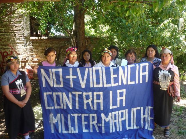 Mujeres Mapuche se Q...