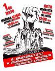 MARCHA Y ACTO x el 1 de Mayo