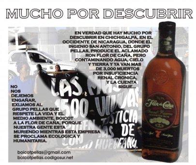 Nicaragua Sugar y Gr...